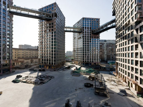 Linked Hybrid - Beijing